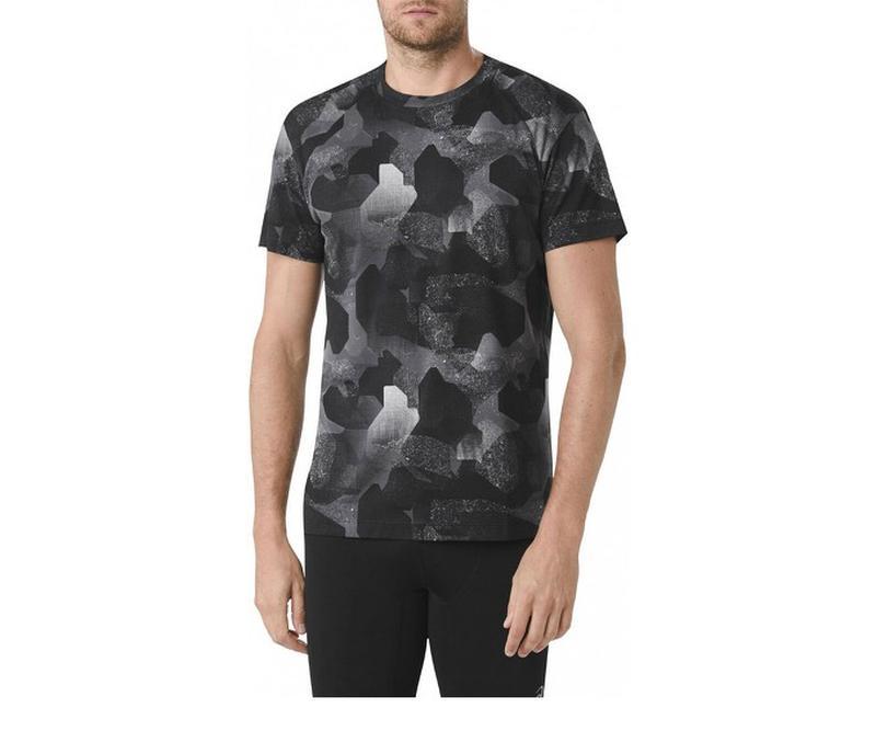 Термо футболка asics fuzex printed ss motioncool Asics, цена - 299 грн, #17966503, купить по доступной цене | Украина - Шафа