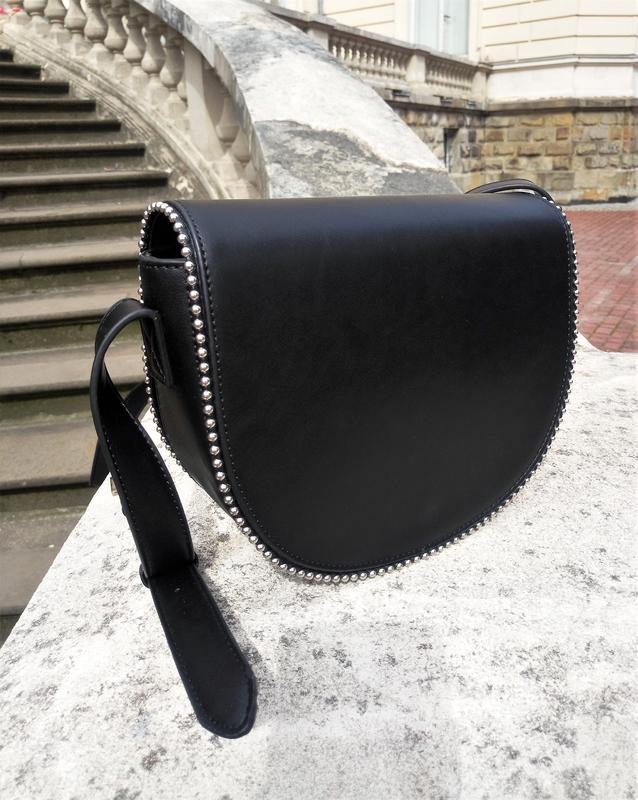 Женская сумка reserved лимитированная коллекция черного цвета1 ... 96d8fbb5565eb