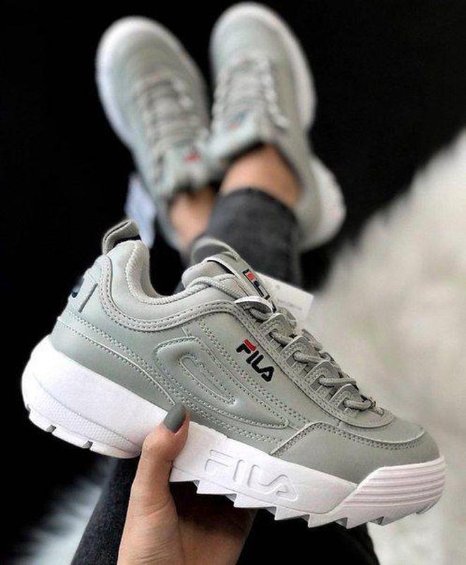 0a3665f817aa Стильные женские кроссовки fila disruptor 2 (36-40), цена - 1600 грн ...