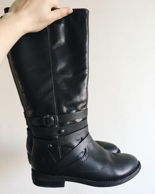 Зимове шкіряне жіноче взуття1 ... 056f0802b0364