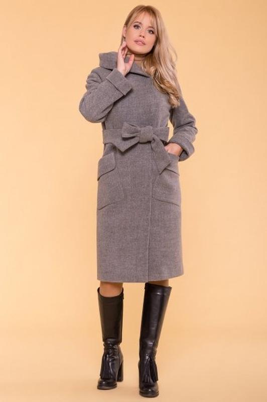 68408c28860 Пальто зима modus