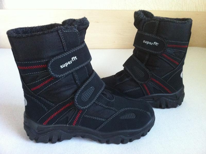 dd807215b0c4 Зимние сапоги ,ботинки superfit размер 36 по стельке 23,5 см австрия ...