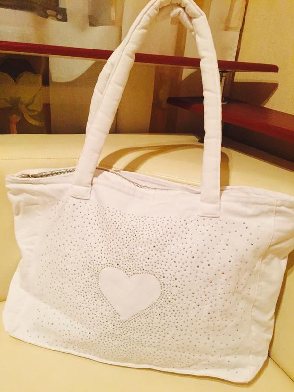 3d6310d9e199 Сумка белая. красивая летняя сумка, цена - 480 грн, #2056740, купить ...