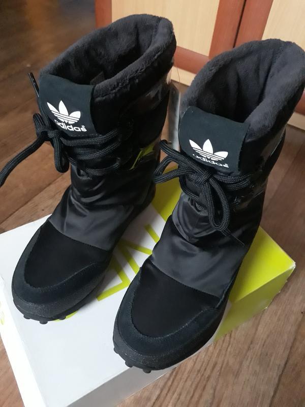 Сапоги  дутики adidas snowrush 23,5 Adidas, цена - 3500 грн ... 290f39275e0