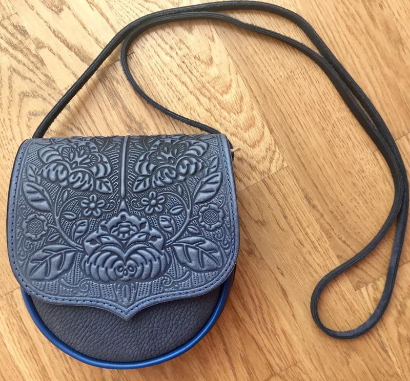 d5051ce6fb5a Кожаная сумка ручной работы с авторским тиснением!, цена - 1000 грн ...