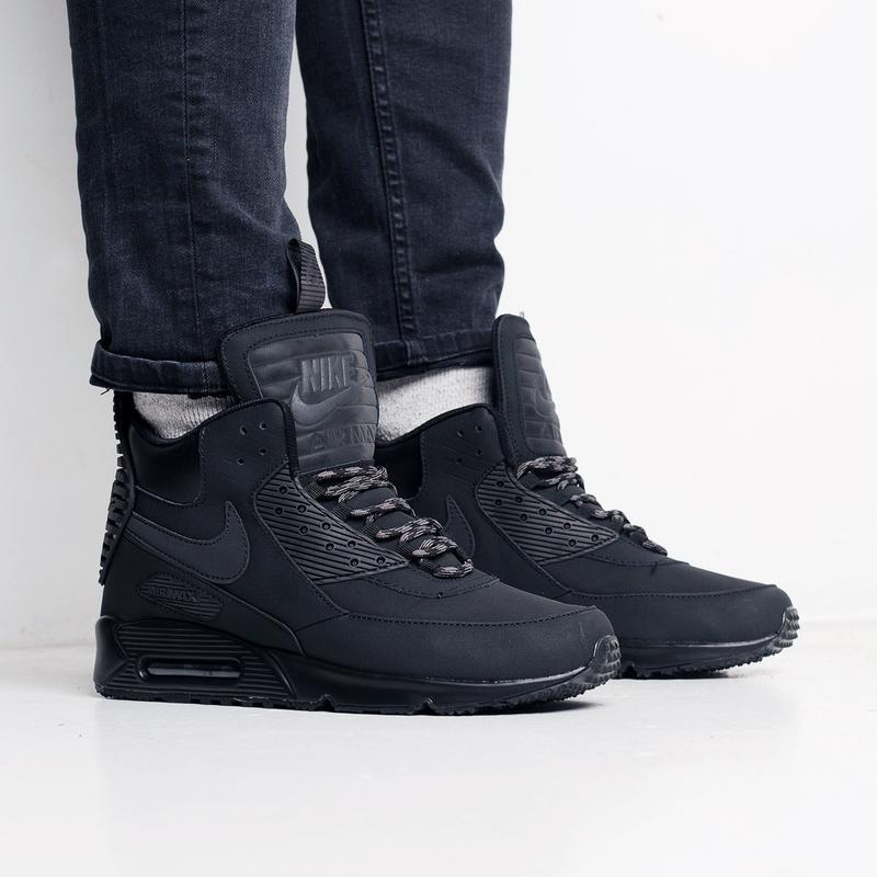7b0a510c ... Nike air max 90 sneakerboot winter