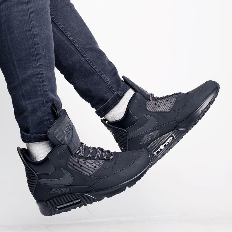 ac2e50be ... Nike air max 90 sneakerboot winter