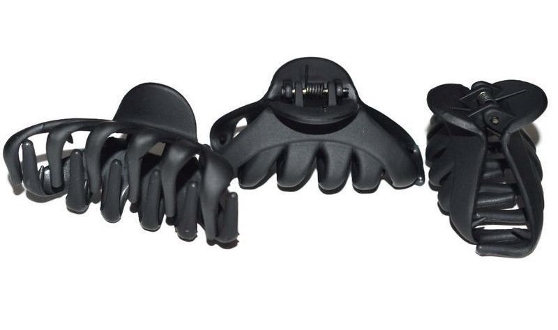 b40b5c66248c Краб крабик каучук заколка для волос цена за 1 шт. за 15 грн. | Шафа