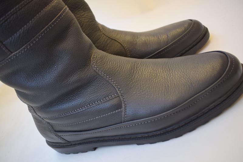 4a5843041b56 Шикарные зимние ботинки кожа+овчина jomos германия р.47 31 см новые1 ...