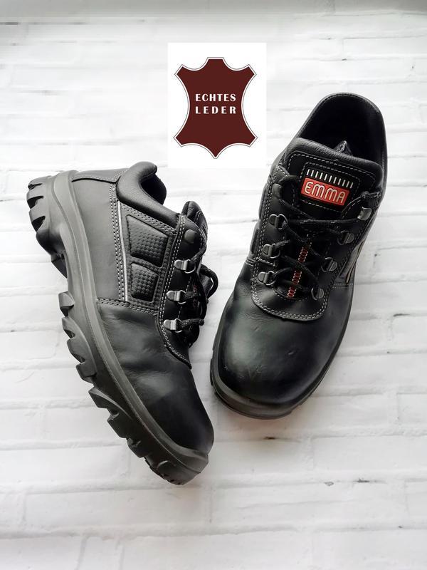 a62d3ea3 Зимние мужские кожаные ботинки emma со стальными носками - 43 р.1 фото ...
