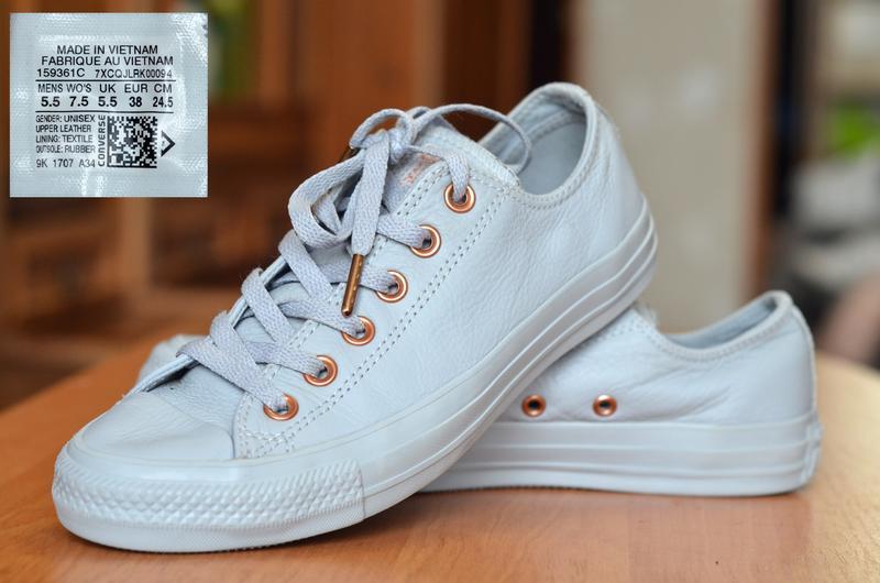 Кеди converse erwachsene chuck taylor ctas ox sneakers a24f913696388
