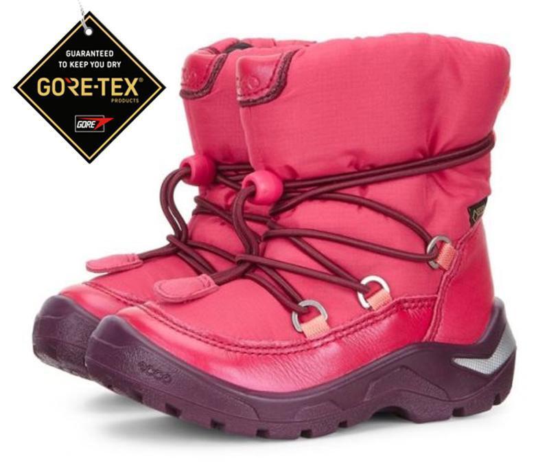 81b6b2926 Мембранные зимние ботинки ecco экко snowride р. 23 оригинал ...
