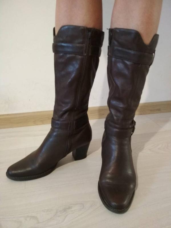 Шкіряні польські чоботи 68d41dcd1573e