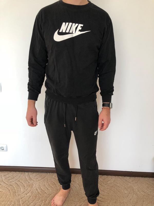3797e77f Мужской спортивный костюм nike - черный Nike, цена - 530 грн ...