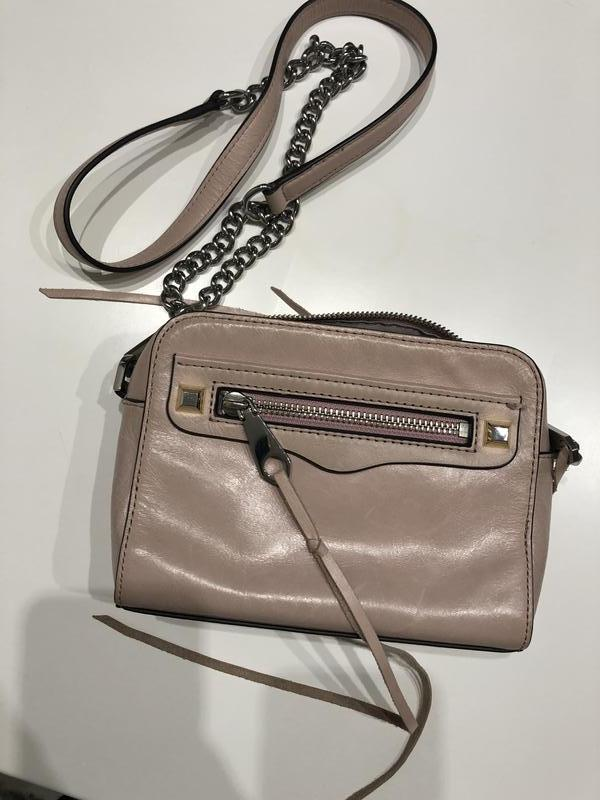 abd35dd0eeb4 Продам сумку через плечо rebecca mincoff Rebecca Minkoff, цена - 800 ...