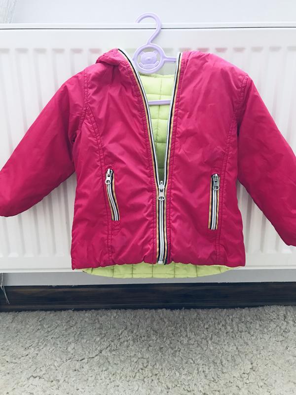 723f35571e8df Курточка двухсторонняя, цена - 250 грн, #18170747, купить по ...