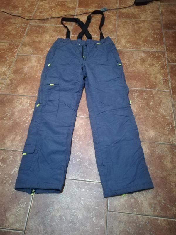 Лижні штани на підтяжках 8e91f21e84cd8