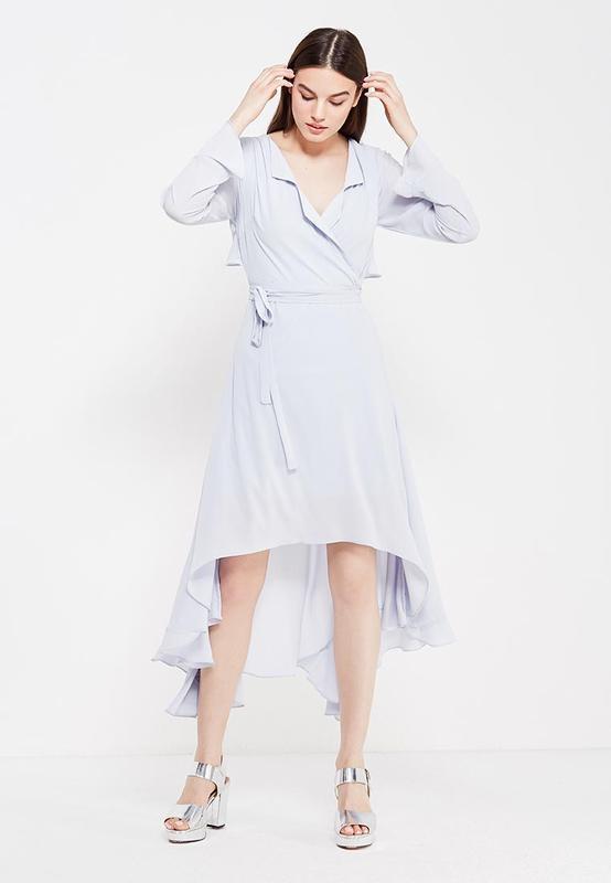 458fe537840 Эффектное платье от lost ink Lost Ink