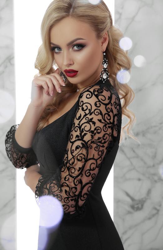 b5d4bd7542e Скидка!!!обалденное платье 2019!!! нарядное платье вечернее платье1 фото ...