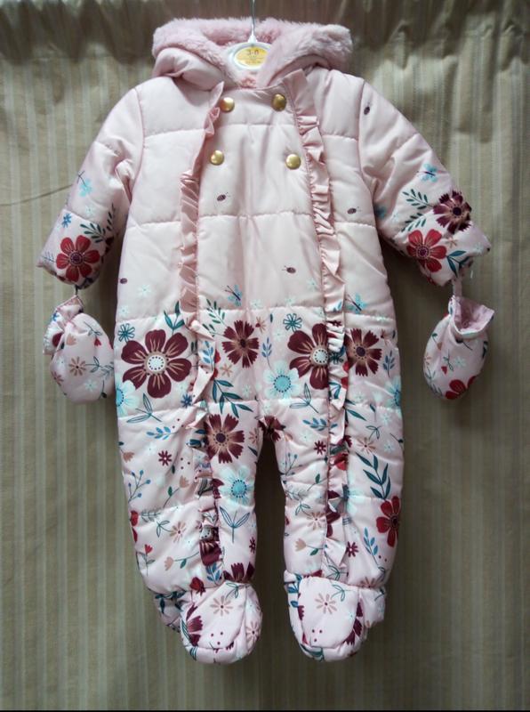 Зимовий комбінезон дитячий від george George c2ca3a544cf5e