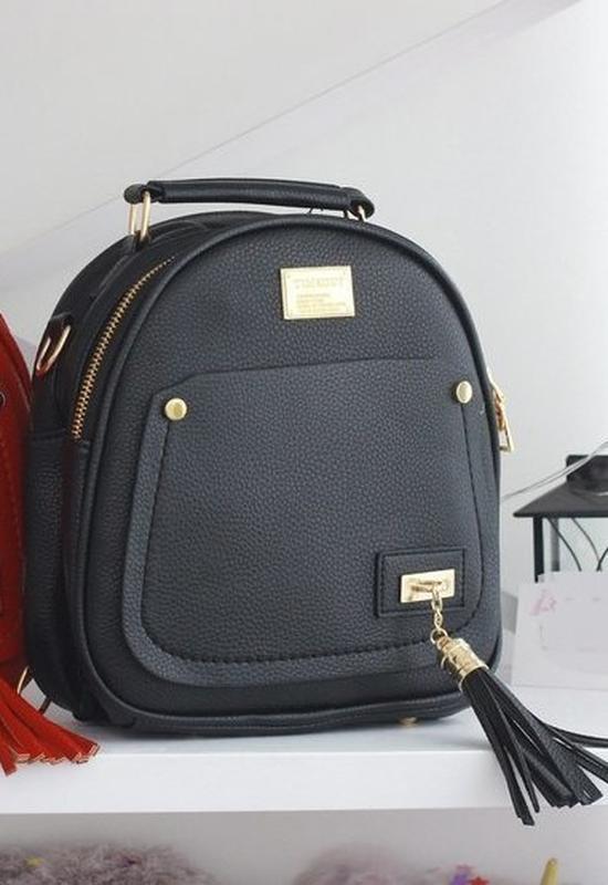 d31d9c9697e8 Сумка рюкзак на длинной ручке цепи cross-body сумочка трендовая и стильная  кроссбоди1 фото ...