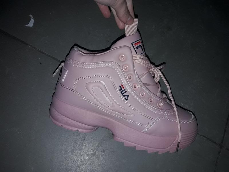 36-40 женские зимние высокие кроссовки хайтопы на мягком меху кросівки  зимові пудра1 ... 2c5f4ae6bd9