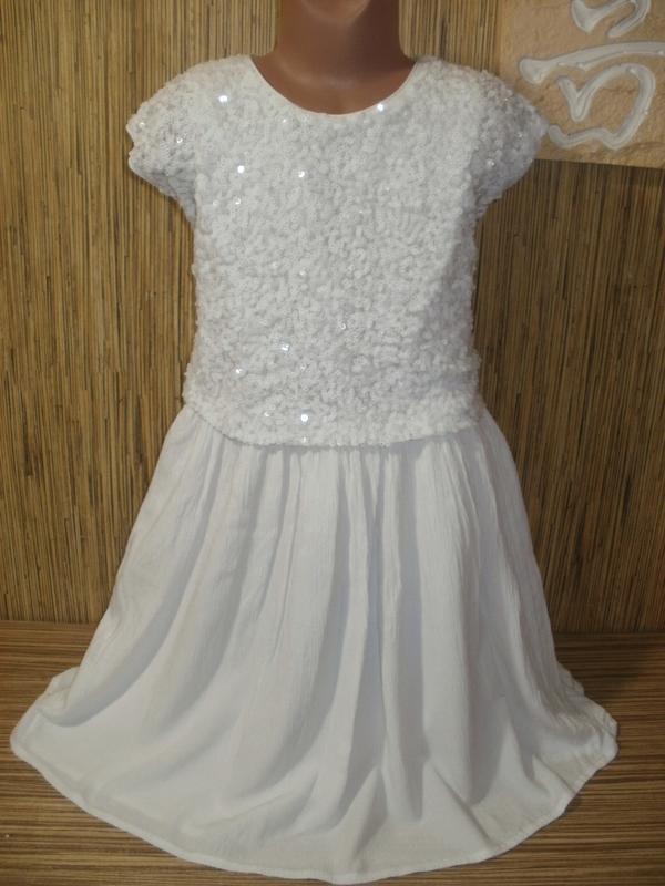 298a11b5daac700 Нарядное платье на 10-11 лет F&F, цена - 225 грн, #18237110, купить ...