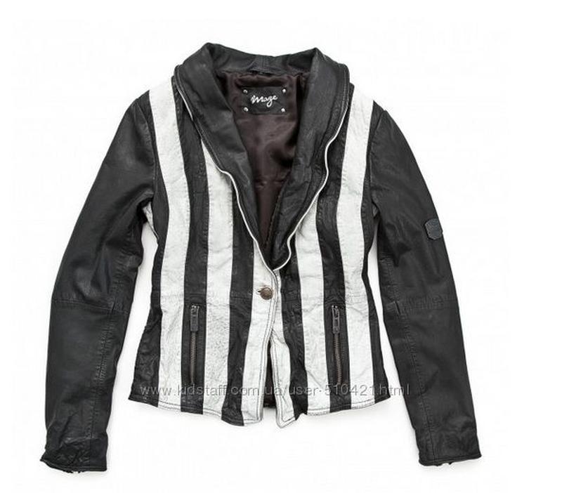bc9542f0888 Кожаная куртка maze р.м1 ...