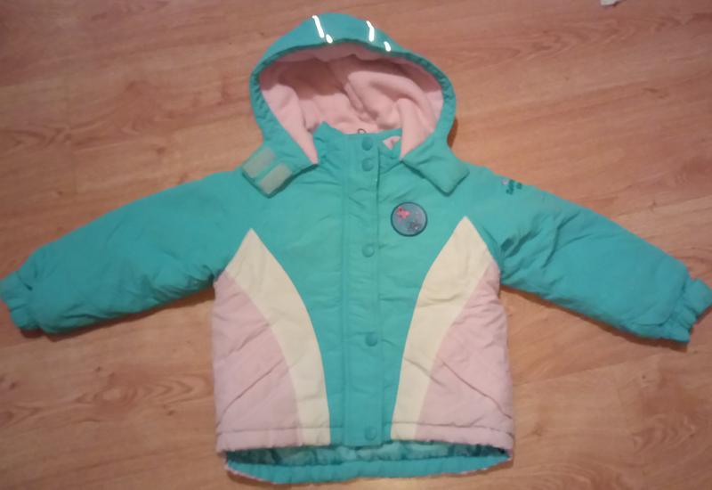 Курточка куртка на девочку зимняя зима Bertie, цена - 150 грн ... 15911d40192