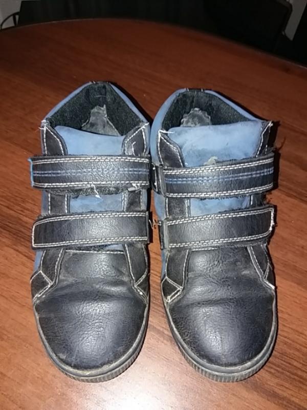 Осенние ботинки 33р1 ... 54ff44bdbc934