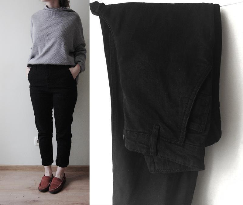 161cb5be6e5 Супер стильные mom jeans черные pull bear джинсы завышенная талия1 ...