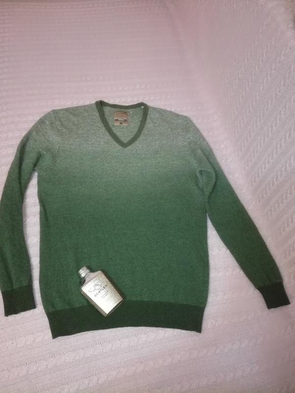 e169557ea61 Красивый теплый шерстяной свитер brax