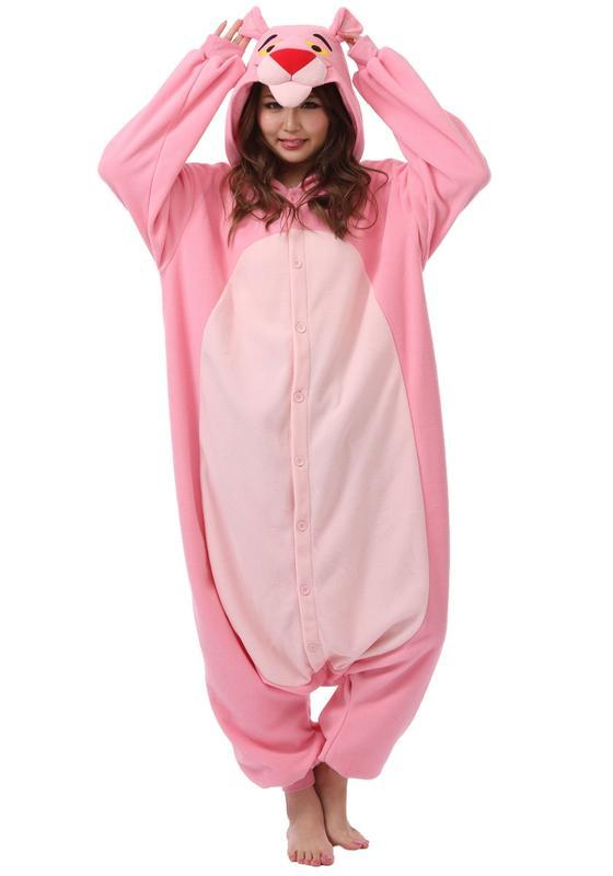 Пижама кигуруми   kigurumi розовая пантера   pink panther1 ... a9b5fef693b2e