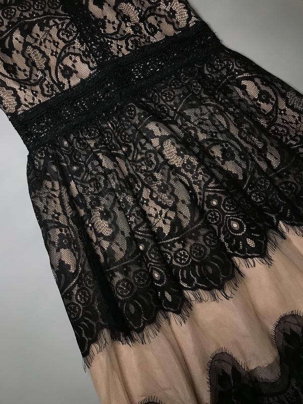 6427ff214a3 Нарядное платье кружево вечернее платье s-m1 фото ...