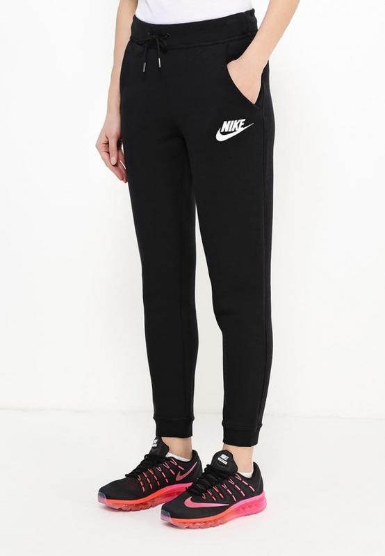 1558728f Женские спортивные брюки nike. новые. бирки нет. размер s. оригинал1 фото  ...
