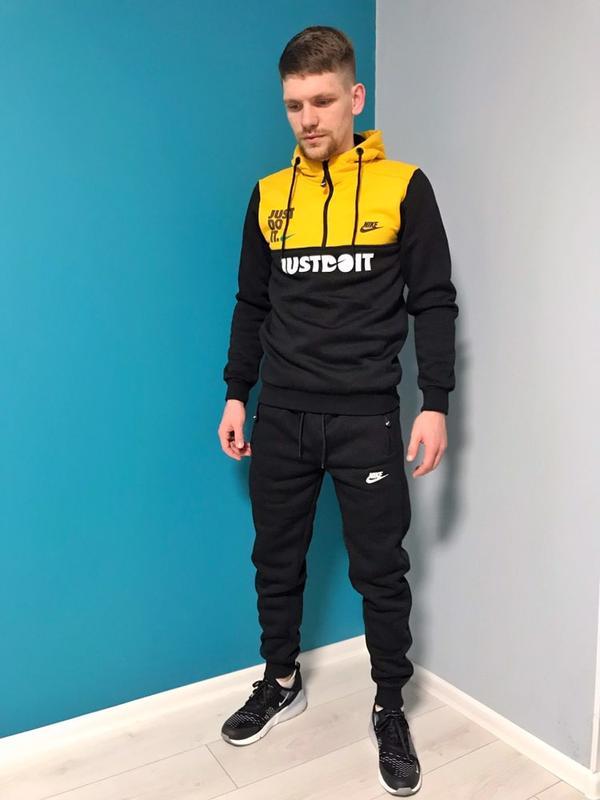 ddcc5fdf Мужской зимний спортивный костюм nike. Nike, цена - 1289 грн ...