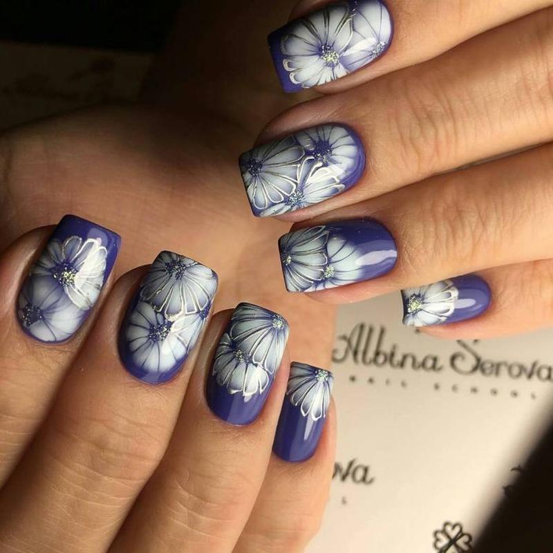 Красивые Руки С Маникюром Картинки