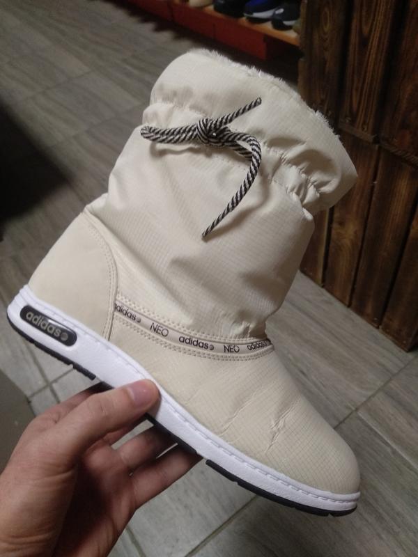 Черевики жіночі зимові adidas g53772 оригінал 37 розмір Adidas ce333aa345fd7