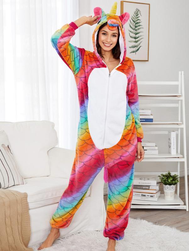 Пижама кигуруми (s-xl) (есть много разных персонажей и зверят)1 ... 30cbf4a97e9c9