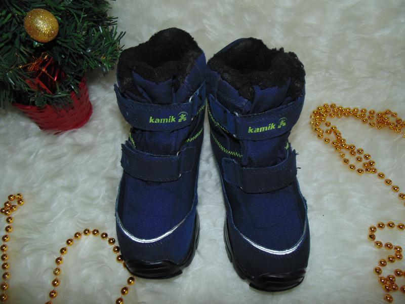 c052268a2 ... Термоботинки kamik 33р,ст 21 см.мега выбор обуви и одежды2 фото ...