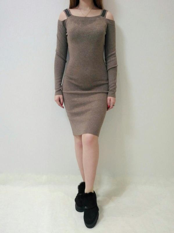 0aaea146471 Новое итальянское обтягивающее платье