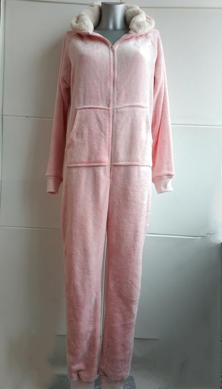 Чудесный теплый комбинезон пижама кигуруми new look New Look 3cd08dfbc1ea8
