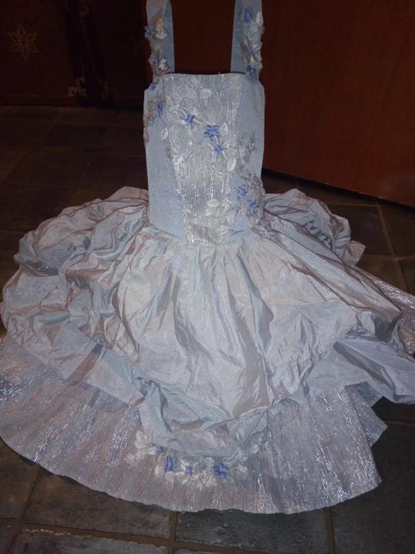 be8d9331603a6b6 Нарядное бальное красивое платье на утренник и праздник, цена - 100 ...