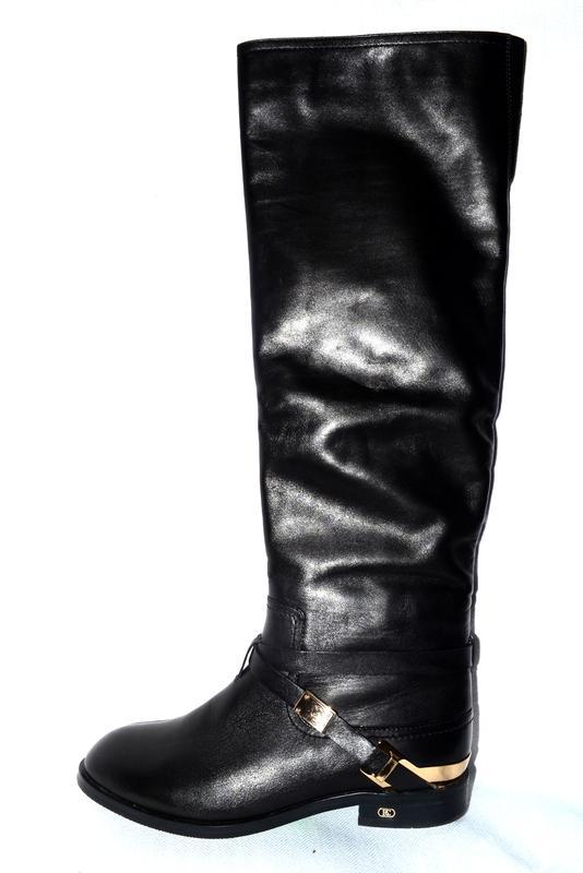 03fc478a7 Модные сапоги женские зимние кожаные черные basconi со скидкой, цена ...