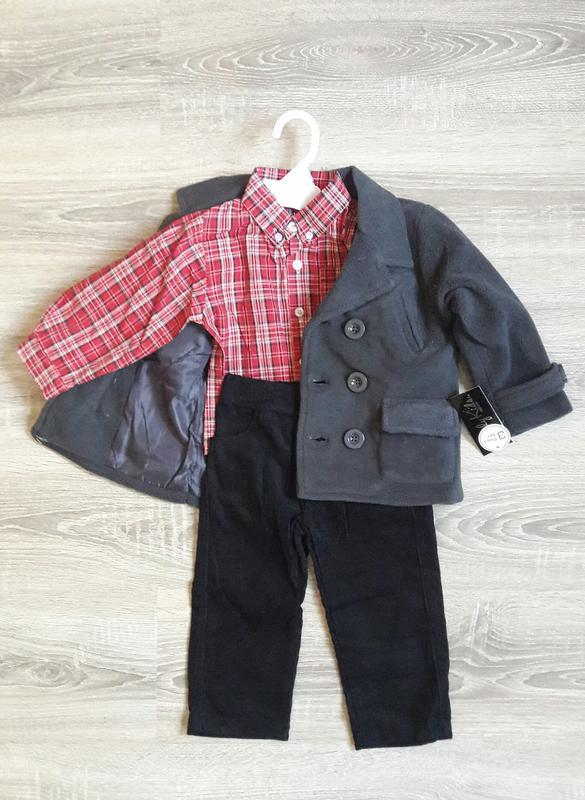 3c6332c3593 Костюм для модника. штаны вельвет рубашка пиджак. теплый1 ...