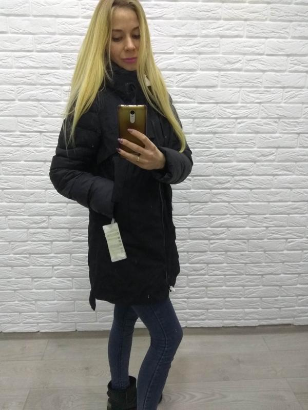 3f9e42af ... Акция!хит сезона зима 2019 куртка парка зимняя женская clasna cw18d305  s, m, ...