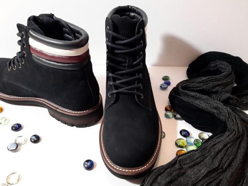 b3fbef0f7 Мужские ботинки tommy hilfiger. еврозима/зима. оригинал.размер 43 и 44, ...