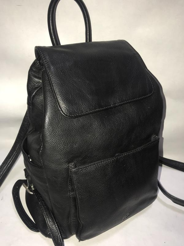 85b966651b1a Кожаный практичный городской рюкзак voi. Leather Fashion, цена - 425 ...
