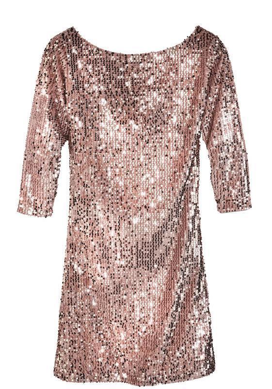 335756ffad5 Платье - туника вечернее с пайетками esmara heidi klum