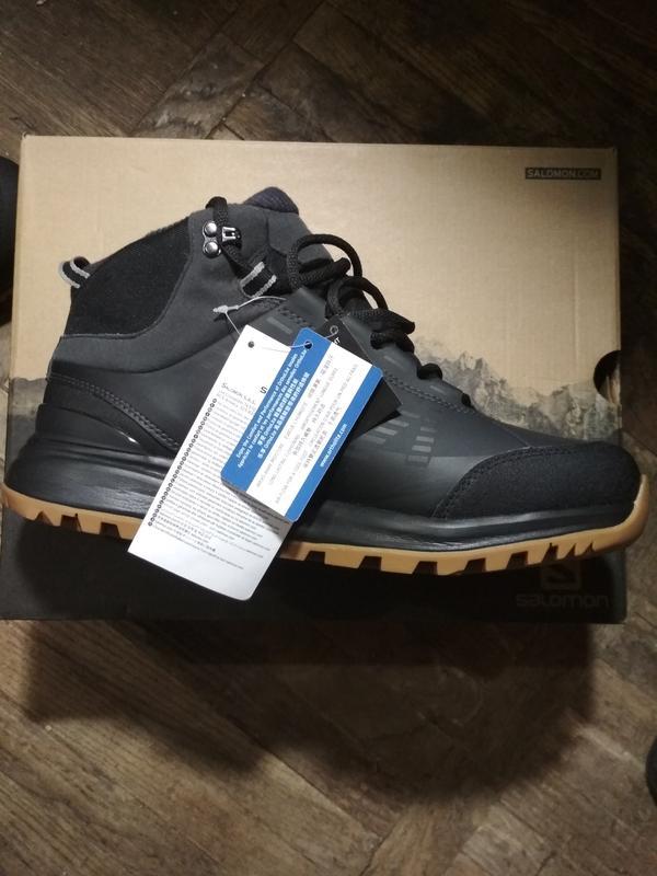 fa1532aa Зимові ботинки salomon kaipo cs wp 2, цена - 4000 грн, #18524914 ...